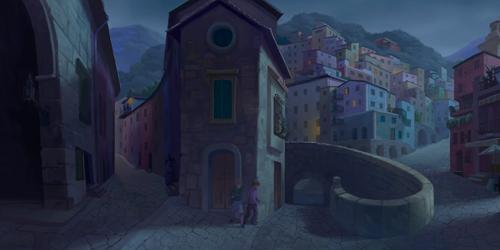 The Subtle Knife by Philip Pullman - Cittagazze