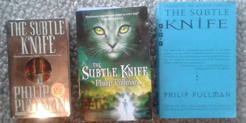The Subtle Knife by Philip Pullman - Book Collection