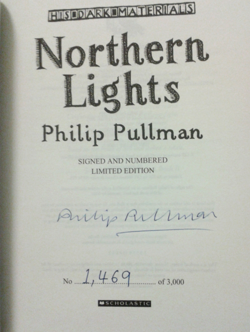Northern Lights - Signed