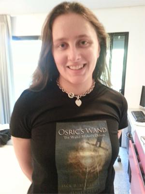 Osric's Wand T-Shirt