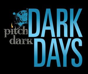 Pitch Dark Days Book Tour