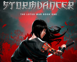 Review & Giveaway: Stormdancer by Jay Kristoff