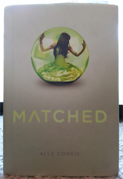 Matched by Ally Condie Hardback Book