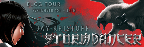 Stormdancer by Jay Kristoff - Blog Tour