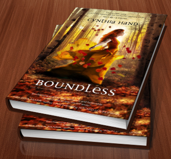 Boundless by Cynthia Hand - The Perfect Cover