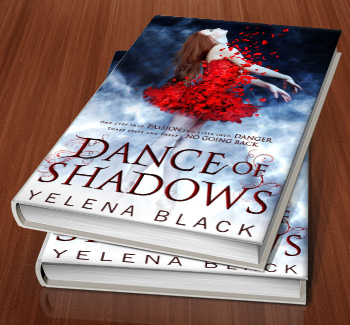 Dance of Shadows by Yelena Black - The Perfect Cover
