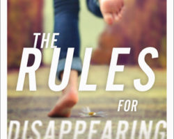 Blog Tour Review & Giveaway: The Rules for Disappearing by Ashley Elston