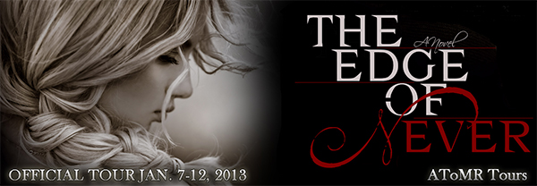 The Edge of Never by J.A. Redmerski - Blog Tour