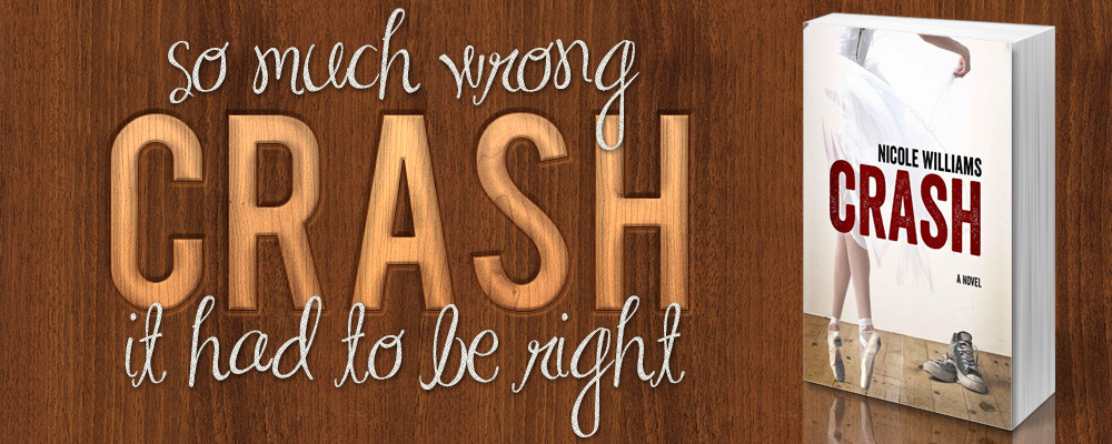 Crash by Nicole Williams - So much wrong, it had to be right