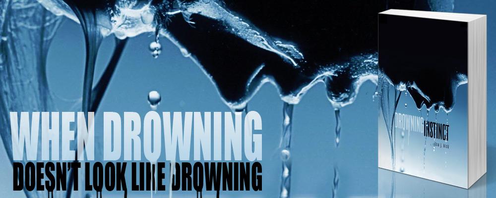 Drowning Instinct by Ilsa J. Bick - Take down the walls