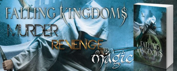 Falling Kingdoms by Morgan Rhodes - Murder, revenge, magic