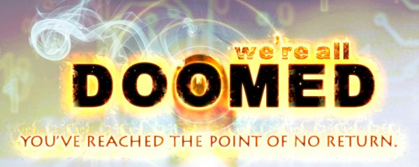 Doomed by Tracy Deebs - You've Reached the Point of No Return