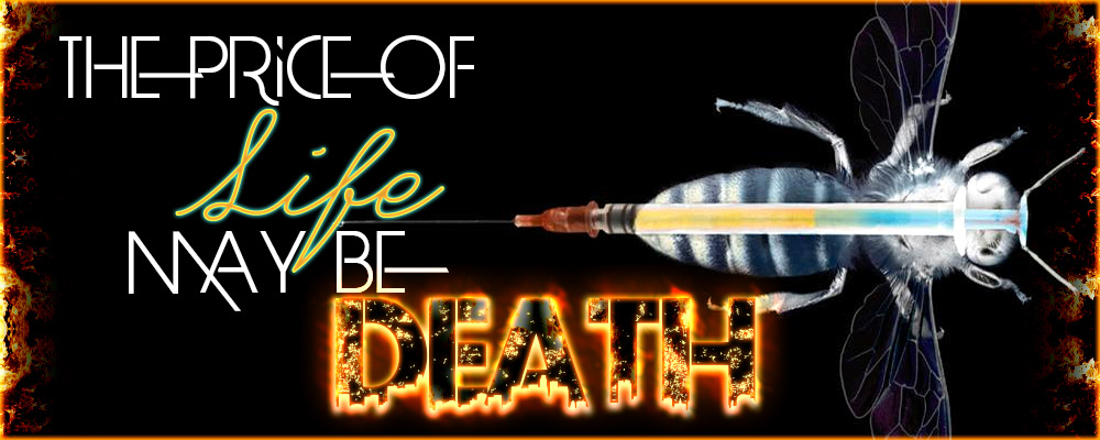 Stung by Bethany Wiggins - The price of life may be death