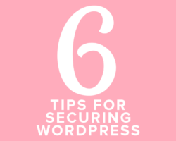 How to Keep Your Blog & Online Accounts Safe – Part 2 – Securing WordPress