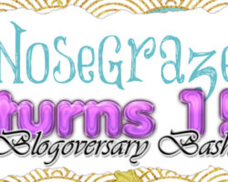 Blogoversary: BookNook Turns 1! (Giveaway & New Blog Name)