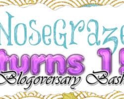 Blogoversary: BookNook Turns 1! (Giveaway & New Blog Name)