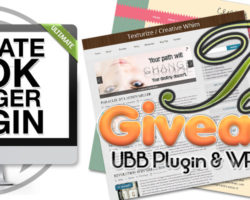Blogoversary Day 5: Ultimate Book Blogger Plugin & WP Theme Giveaway