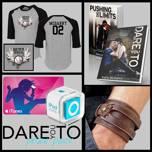 Dare You To Grand Prize Pack