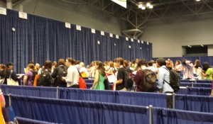 BookExpo America - Autographing Area
