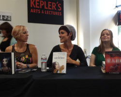 Authors of Awesome Signing Recap (Debra Driza, S.J. Kincaid, & More!) & Giveaway
