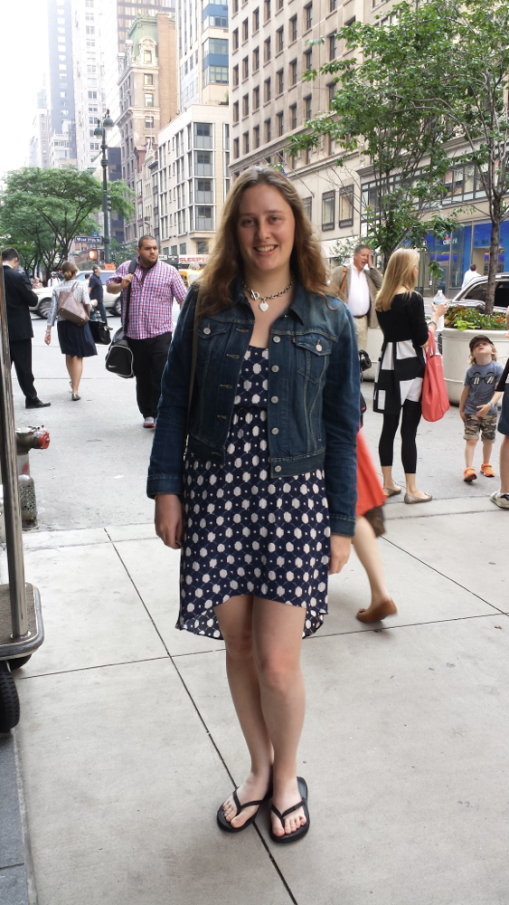 BookExpo America - Day #1 outfit
