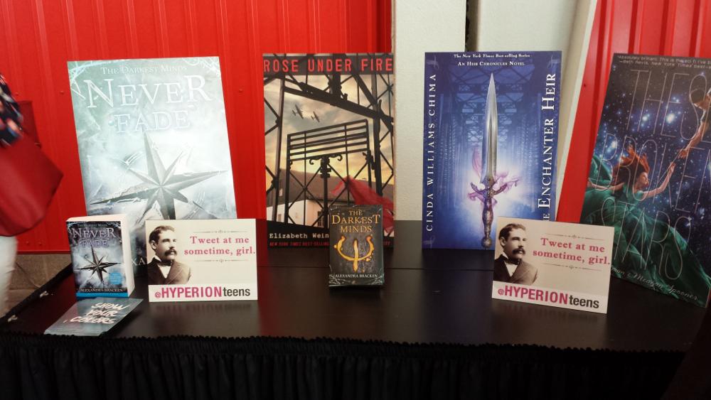 BookExpo America Promo Books