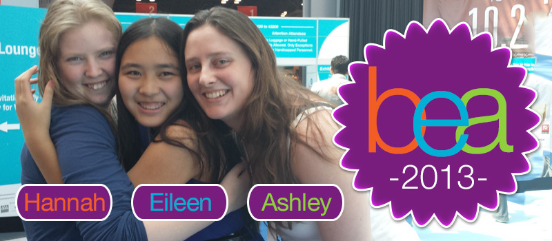 BookExpo America 2013: Recap, Haul, & Giveaway