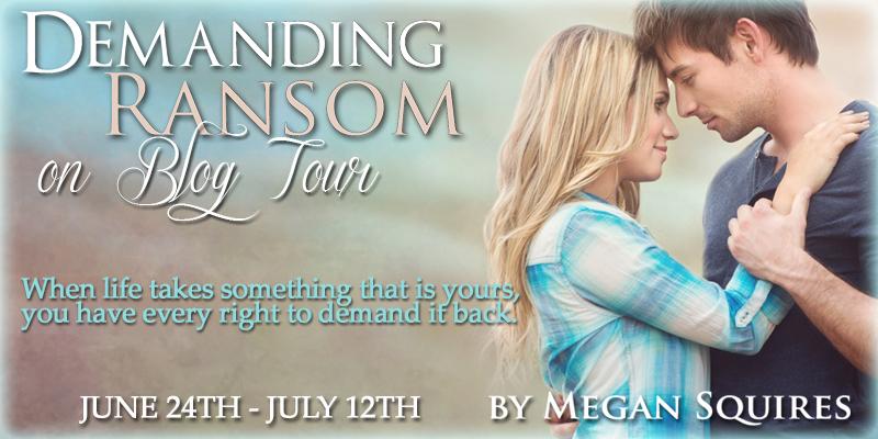 Demanding Ransom by Megan Squires - Blog Tour