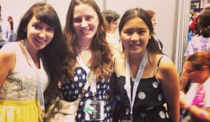 BookExpo America - Jamie from The Perpetual Page-Turner