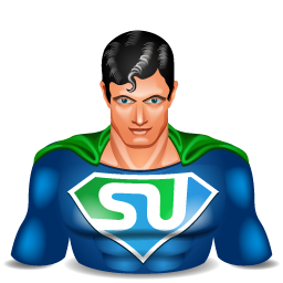 StumbleUpon Superman