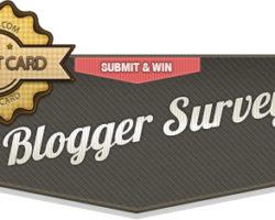 Complete Book Blogger Survey – 2013 (Win $40 Amazon Gift Card!)