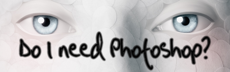 Do Book Bloggers Need Photoshop? If So, Which Version?