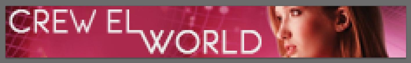 Crewel World Series Banner - Progress #5