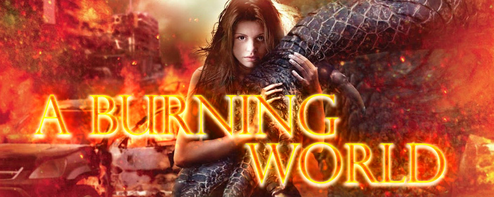 Scorched by Mari Mancusi - A Burning World