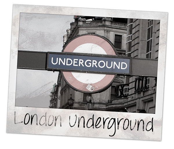 London Underground - Picadilly Circus Station