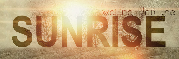 Sunrise (Ashfall #3) by Mike Mullin - Waiting on Wednesday