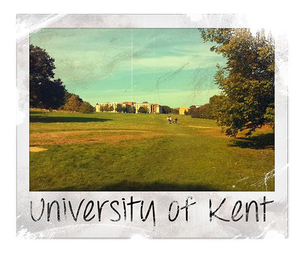 University of Kent at Canterbury (Walk to campus)
