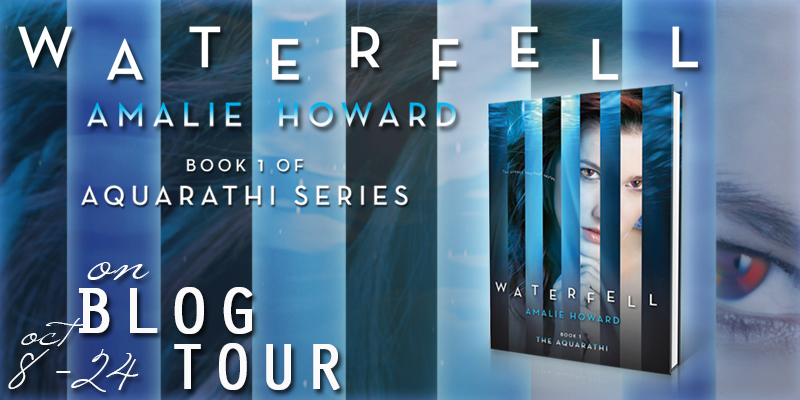 Waterfell by Amalie Howard - Blog Tour