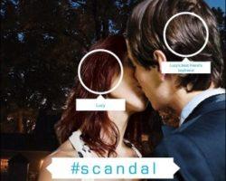 #scandal by Sarah Ockler