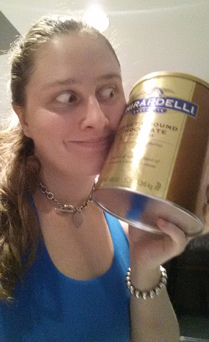 Ghirardelli Hot Chocolate Mix