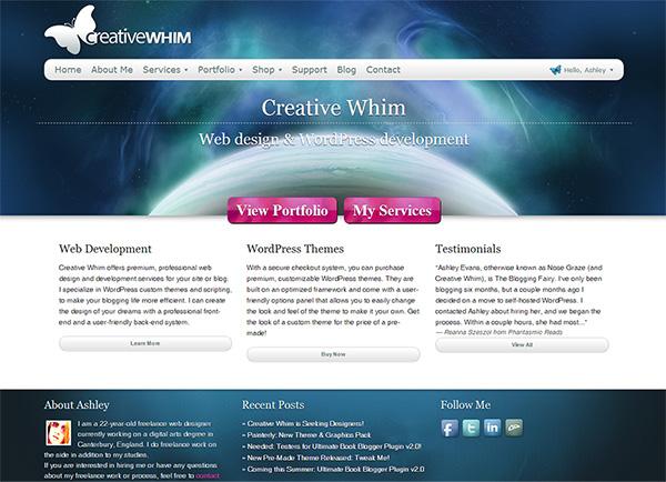 Creative Whim - Space Design