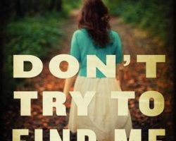 Review: Don't Try to Find Me by Holly Brown