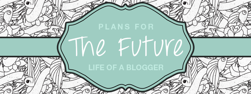 how to write about future plans