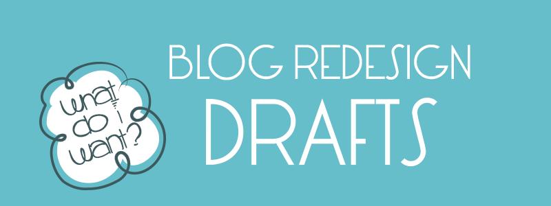 Nose Graze Blog Redesign Drafts