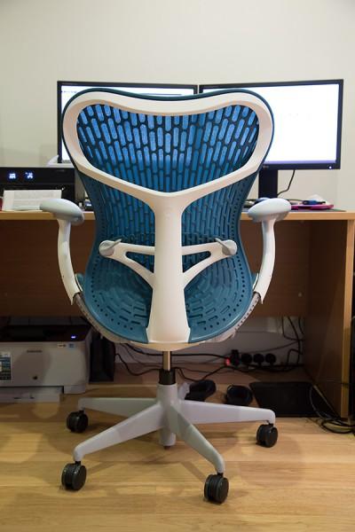 Herman Miller Mirra 2 Chair (Back)