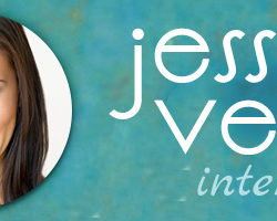 Giveaway & Interview With Jessica Verdi