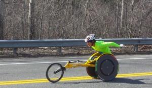 Boston Marathon Handicap Racer