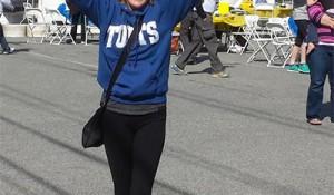 Boston Marathon Mom