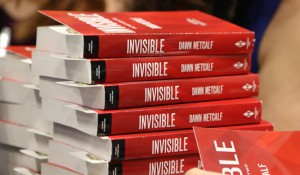 ARCs of Invisible