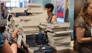 Galley Drop at BookExpo America